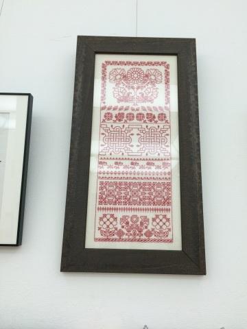 今西ゆき ヨーロピアン伝統刺繍教室展⑤生徒さん達みなさんの作品のご紹介_a0157409_08244167.jpg