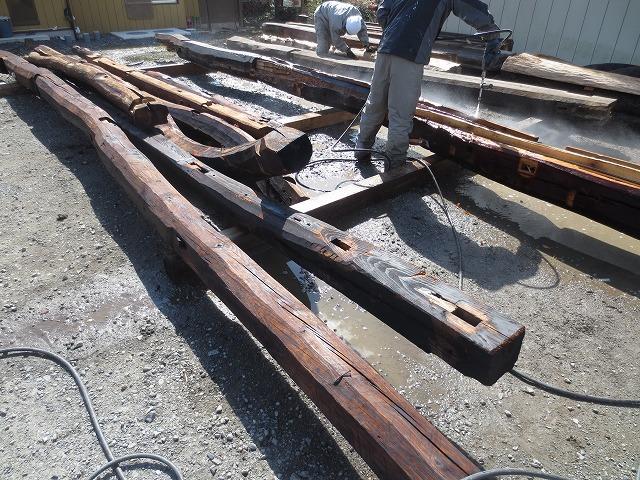 建替え工事の古材利用②_c0220930_08212189.jpg