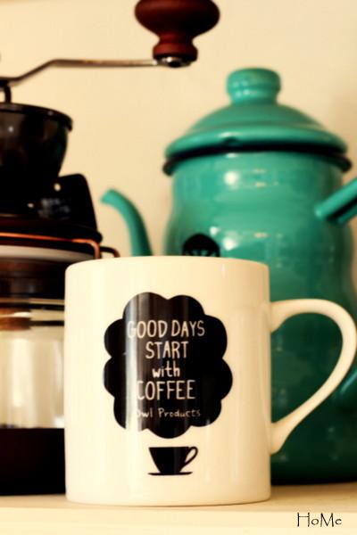 『GOOD DAYS START with COFFEE』_c0199544_2375263.jpg