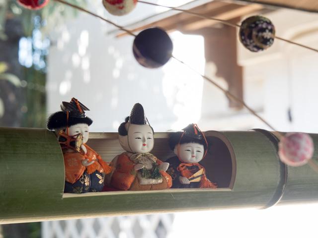 古民家の雛祭り③~いろいろな雛人形~_a0257652_16573714.jpg