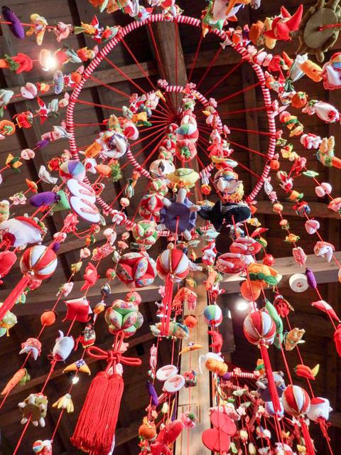古民家の雛祭り③~いろいろな雛人形~_a0257652_1658084.jpg