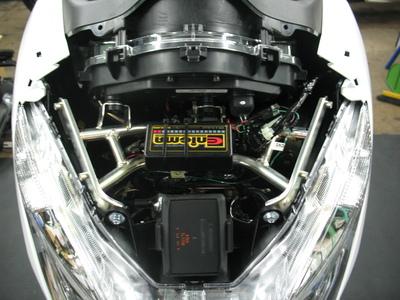 PCX170 (JF56) ③電装系+セッティング_e0114857_049990.jpg