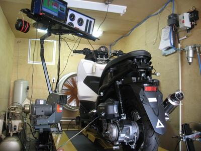 PCX170 (JF56) ③電装系+セッティング_e0114857_5145798.jpg