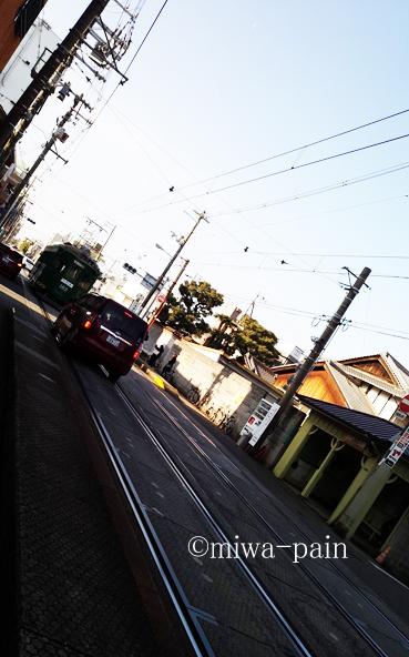 【出張短縮版】大阪パンはチンチン電車と新幹線!_e0197587_20521711.jpg