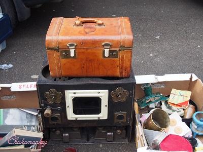 Chiswick Car Boots Saleの戦利品でパンナコッタ&ゼリーを作る_f0238789_1816135.jpg