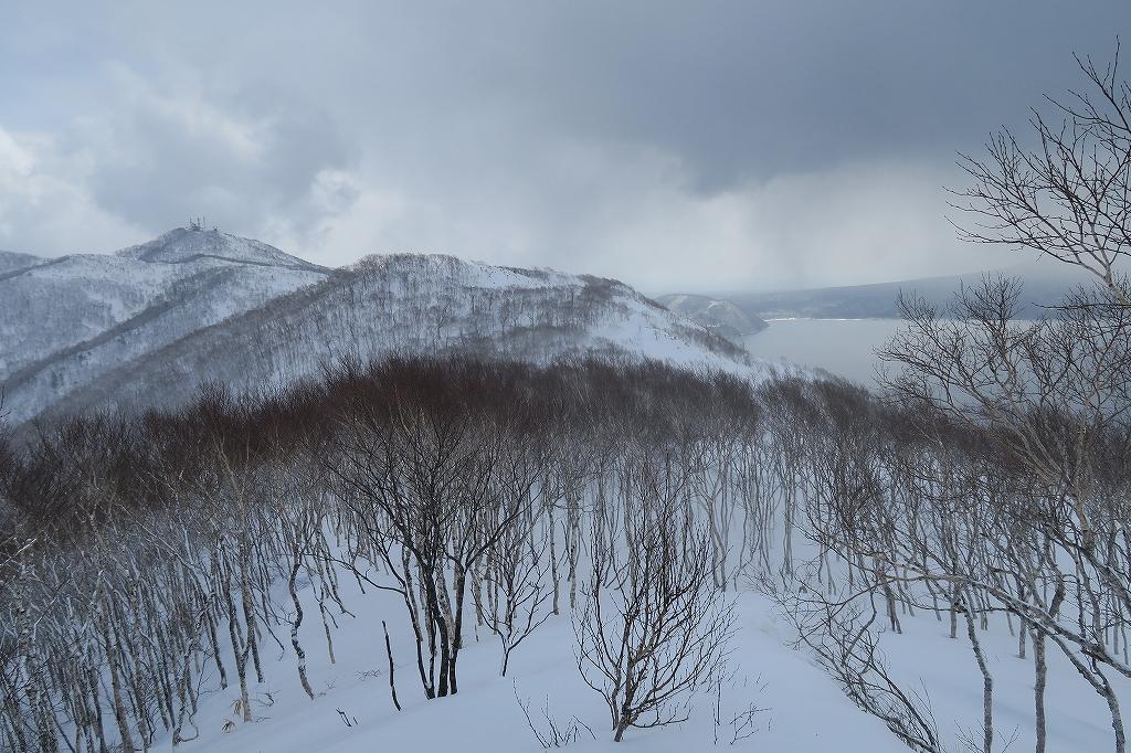 734.7mピークと幌平山、3月9日-速報版-_f0138096_17154663.jpg