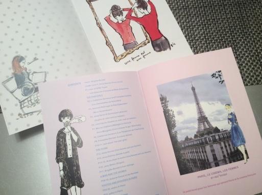 「パリ、シネマ、女たち」…2人のrieさん展_b0210699_01061015.jpg