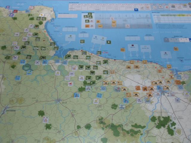 GMT「Normandy\'44」をソロプレイ⑥_b0162202_1920252.jpg