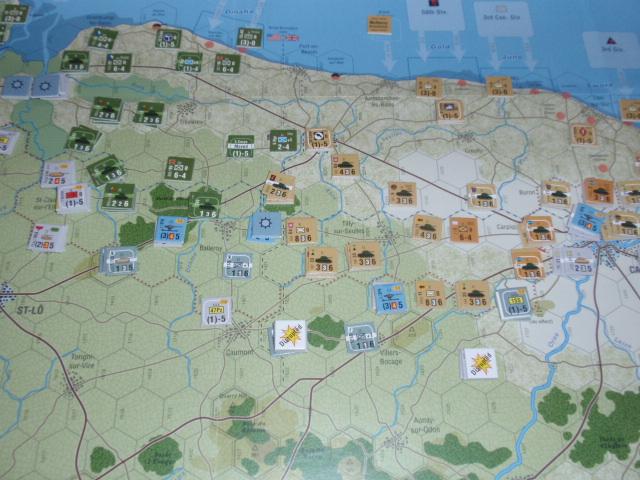 GMT「Normandy\'44」をソロプレイ⑥_b0162202_19203692.jpg