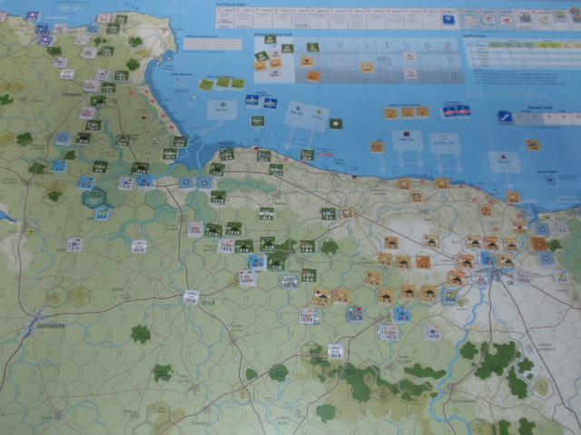 GMT「Normandy\'44」をソロプレイ⑥_b0162202_19213821.jpg