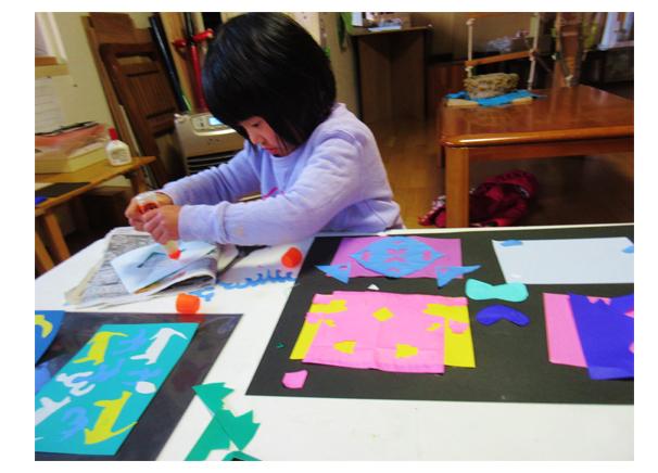 好きな色と形のくみあわせ・幼児クラス(比良・上高野)_f0211514_0172447.jpg