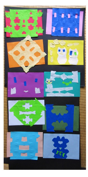好きな色と形のくみあわせ・幼児クラス(比良・上高野)_f0211514_0264970.jpg