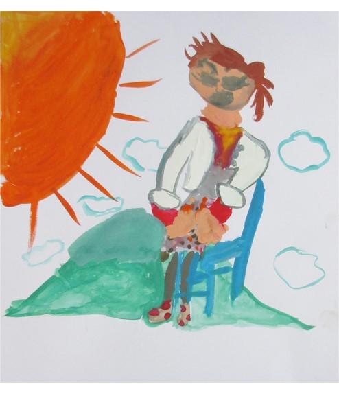 わたしの絵・小学生クラス(比良)_f0211514_105876.jpg