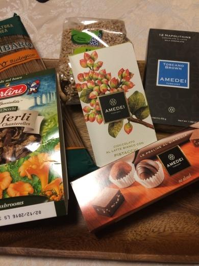 嬉しい、イタリア食材_f0229521_09293724.jpg