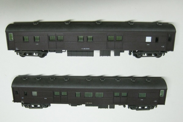 郵便・荷物列車の整備 ②_b0128336_9544222.jpg
