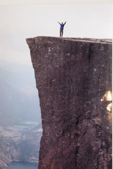 ノルウェーの旅⑭プレーケストーレン_a0292194_0264039.jpg