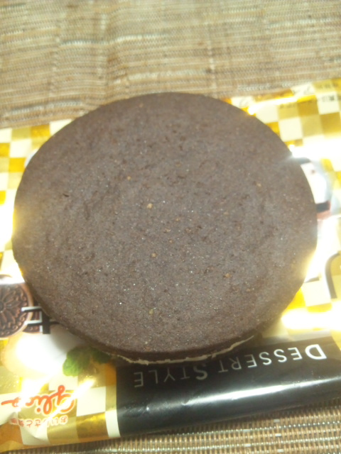 デザートスタイル 濃厚クリームチーズケーキ_f0076001_23383788.jpg