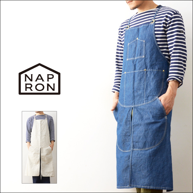 NAPRON [ナプロン] SPLIT APRON [NP-AP21] MEN\'S/LADY\'S_f0051306_18244359.jpg