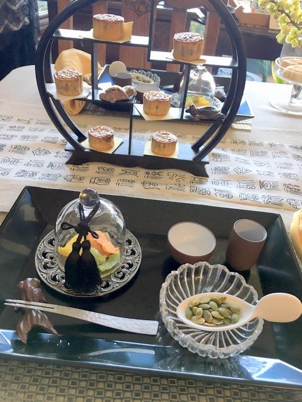 ミンミン先生の台湾茶セミナーへ♡_f0141419_14451314.jpg