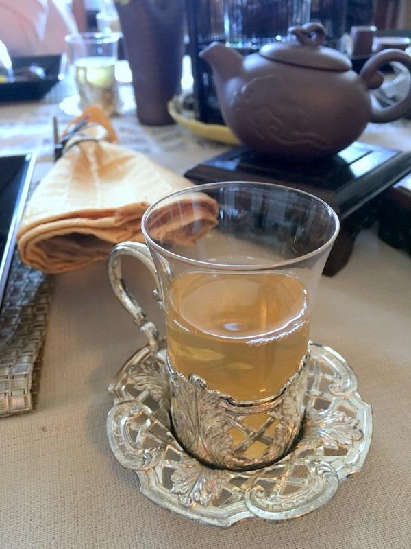 ミンミン先生の台湾茶セミナーへ♡_f0141419_14451924.jpg