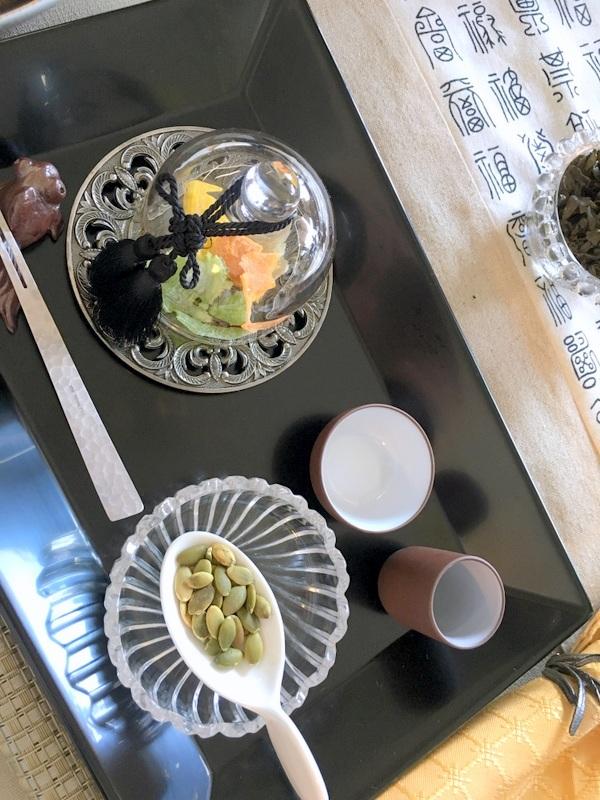 ミンミン先生の台湾茶セミナーへ♡_f0141419_14452794.jpg