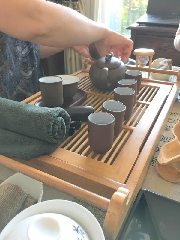 ミンミン先生の台湾茶セミナーへ♡_f0141419_14454586.jpg