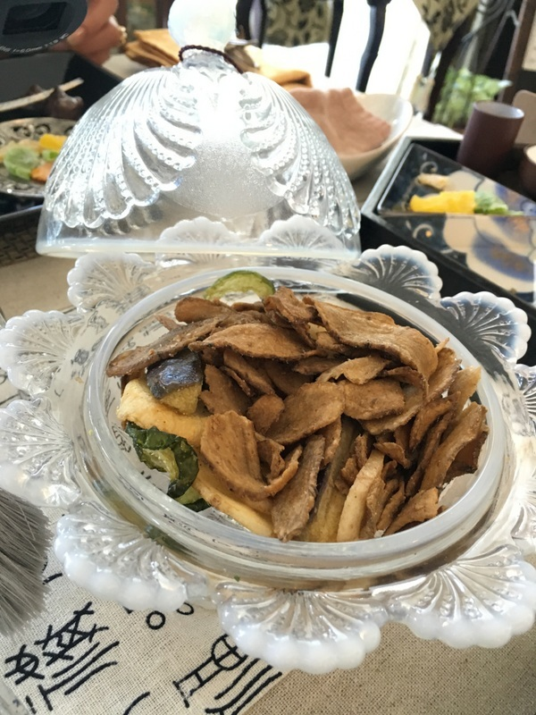 ミンミン先生の台湾茶セミナーへ♡_f0141419_14455594.jpg