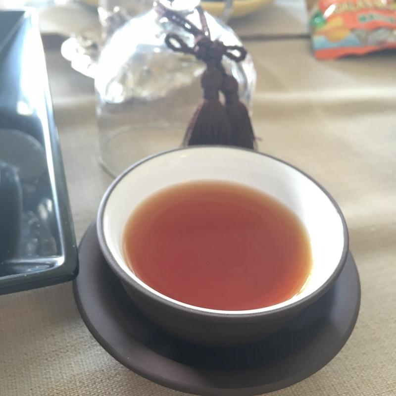 ミンミン先生の台湾茶セミナーへ♡_f0141419_14465552.jpg