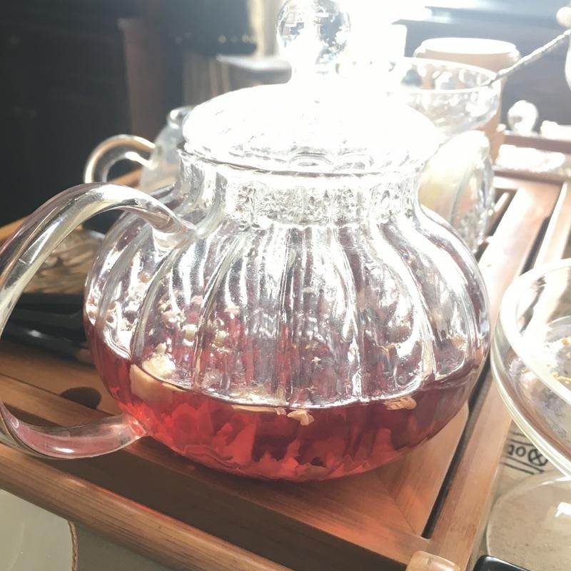 ミンミン先生の台湾茶セミナーへ♡_f0141419_14470061.jpg