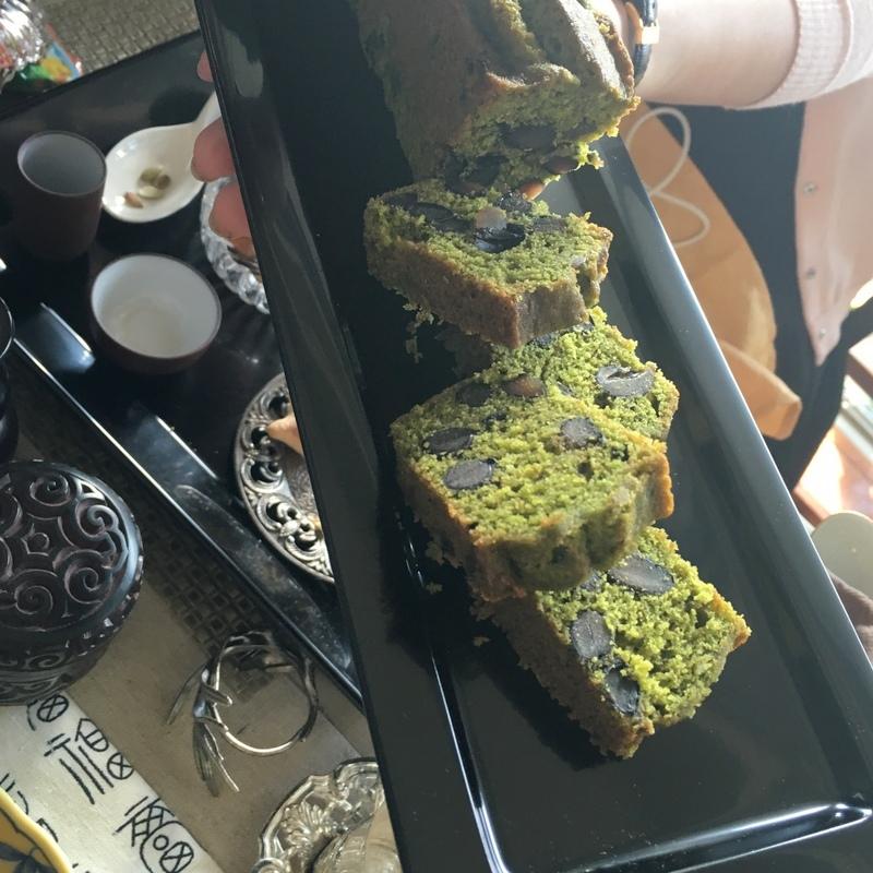 ミンミン先生の台湾茶セミナーへ♡_f0141419_14470462.jpg