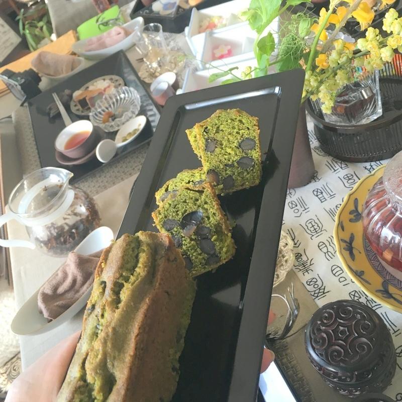 ミンミン先生の台湾茶セミナーへ♡_f0141419_14471069.jpg