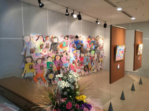聖徳保育園 児童絵画作品展_b0262124_14000489.jpg