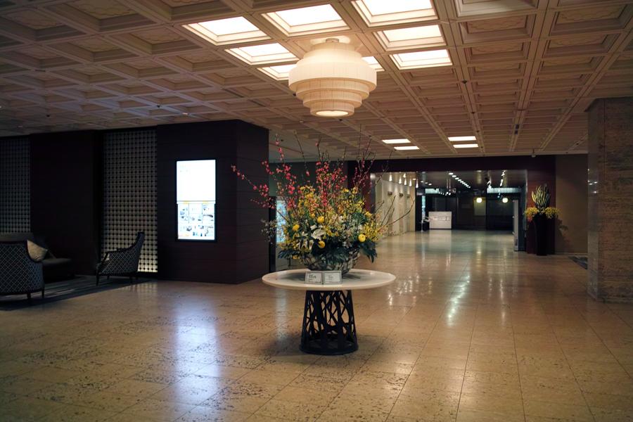 東京プリンスホテルのブッフェ~改装前に~_c0223825_16434195.jpg
