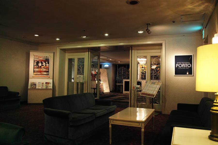 東京プリンスホテルのブッフェ~改装前に~_c0223825_16553703.jpg