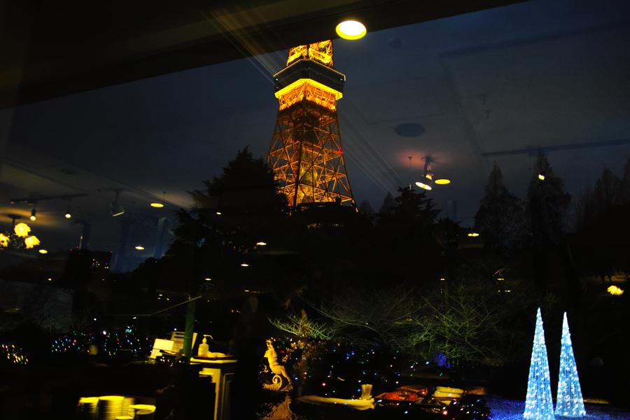 東京プリンスホテルのブッフェ~改装前に~_c0223825_17162031.jpg