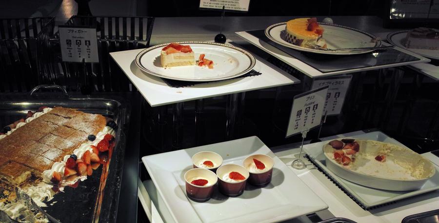 東京プリンスホテルのブッフェ~改装前に~_c0223825_22461527.jpg