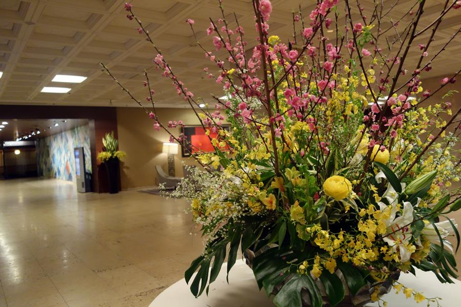 東京プリンスホテルのブッフェ~改装前に~_c0223825_23011033.jpg