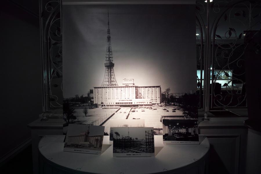 東京プリンスホテルのブッフェ~改装前に~_c0223825_23062672.jpg