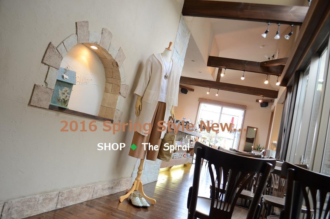 """2016 Spring Style New... 3/11fri\""_d0153941_15392429.jpg"