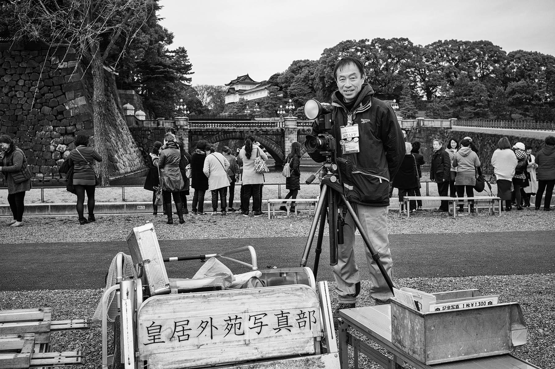 皇居外苑写真部〜皇居二重橋にて〜_c0028861_2037152.jpg