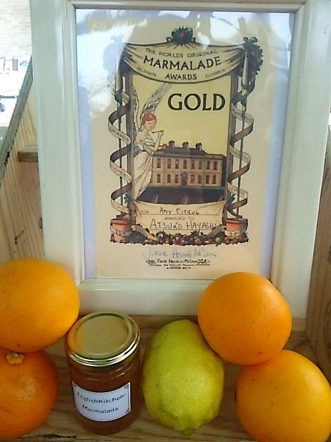 マーマレードデー♡@The World\'s Original Marmalade Awards & Festival@英国アンバサダープログラム♫✝_a0053662_215213.jpg