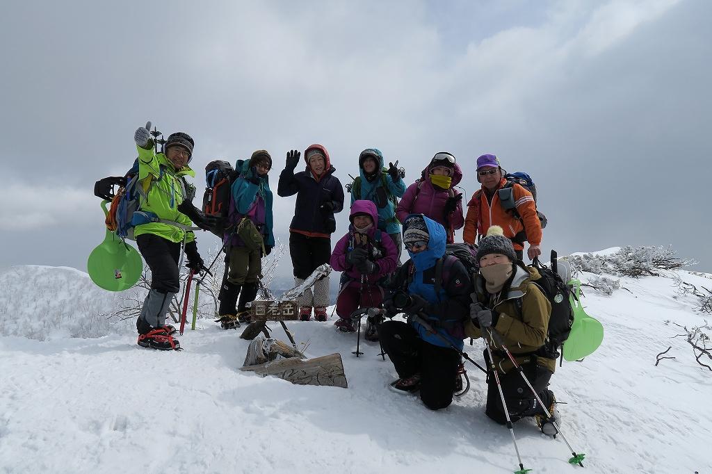 白老岳と北白老岳、3月11日-速報版-_f0138096_15175679.jpg