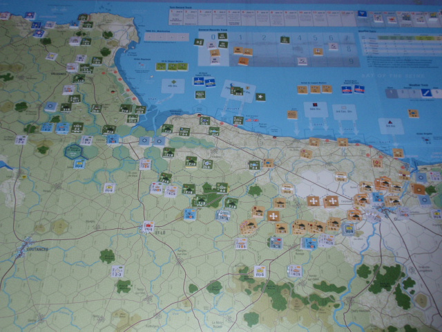 GMT「Normandy\'44」をソロプレイ⑦_b0162202_1850186.jpg