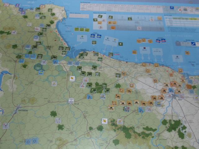 GMT「Normandy\'44」をソロプレイ⑦_b0162202_18502880.jpg