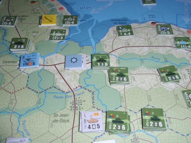 GMT「Normandy\'44」をソロプレイ⑦_b0162202_18504560.jpg