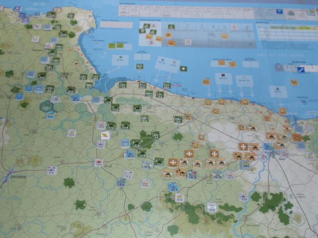 GMT「Normandy\'44」をソロプレイ⑦_b0162202_18505251.jpg