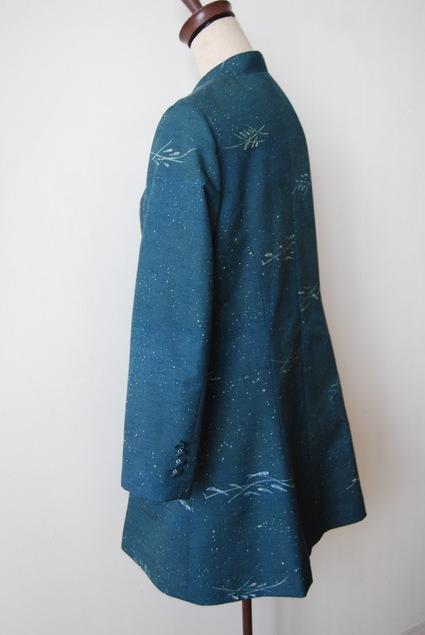 着物りメイク・マーメイドラインのジャケット_d0127925_12372579.jpg