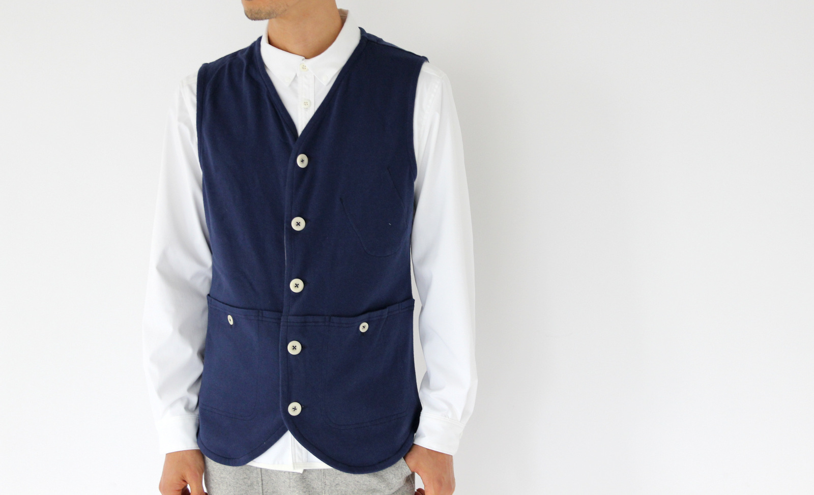 Cut Sew Made Hunting Vest_e0142928_1951228.jpg