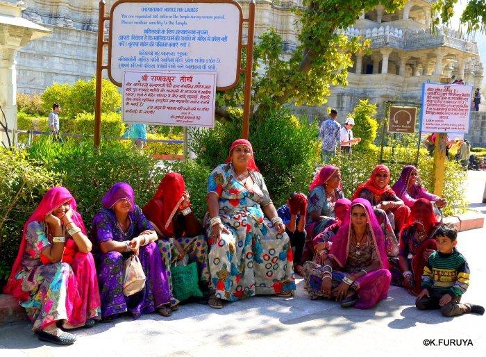 インド・ラジャスタンの旅 11 ジャイナ教の聖地ラーナクプル_a0092659_19460632.jpg