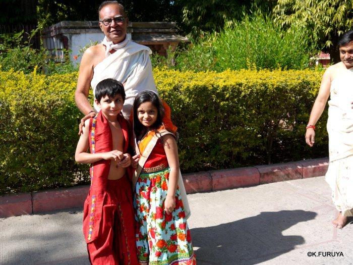 インド・ラジャスタンの旅 11 ジャイナ教の聖地ラーナクプル_a0092659_19473460.jpg